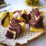 小米黑米糕#发现粗粮之美#