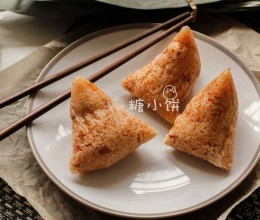 【披萨风味茄汁芝士粽】