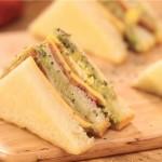 营养早餐--牛油果吞拿鱼三明治