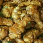 酱油鸡小腿