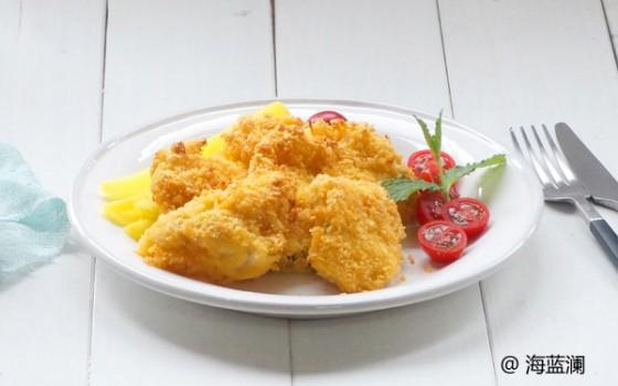鳕鱼的营养价值--鳕鱼排