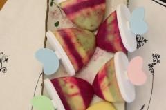 彩虹酸奶冰棍