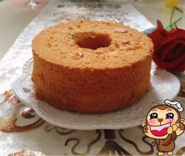 六寸戚风蛋糕