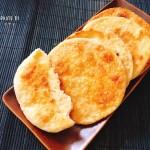 咸香芝麻饼