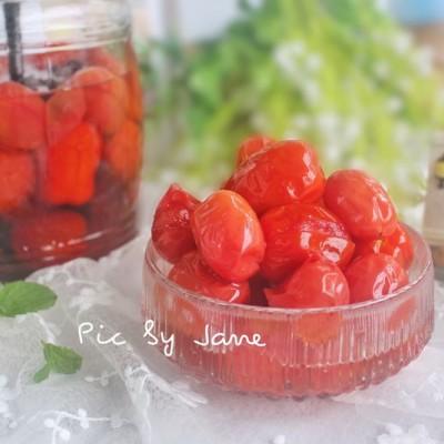 醋渍小番茄