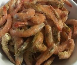 微波炉盐焗虾