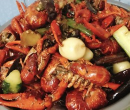 潜江油焖大虾