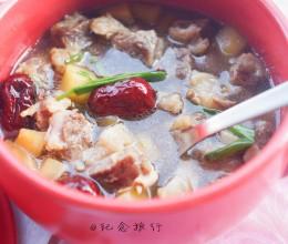 苹果牛腩汤