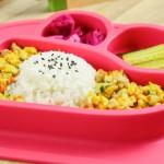 扇贝蔬菜粥 (12月龄+)