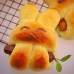 萌兔肠小面包