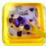紫薯椰奶芋圆