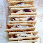 网红牛轧饼(草莓开心果牛轧糖)