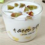 减肥水果酸奶