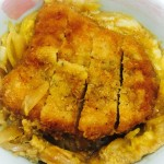 日式猪排丼