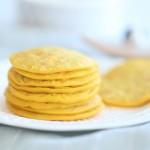 不用打发、不用油也可以做松饼,做法更简单!