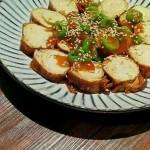 卤味豆油皮卷