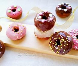 巧克力红糖甜甜圈