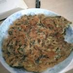 紫菜鸡蛋饼