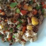 糯米藜麦饭