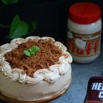 fluff棉花糖之咸味摩卡奶油蛋糕