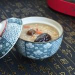 桂圆枸杞美目粥