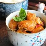台式三杯鸡翅