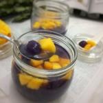 芒果紫薯西米芋圆
