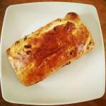 脆皮提子面包