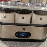 WMF酸奶机自制酸奶