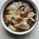 老汤豆腐皮