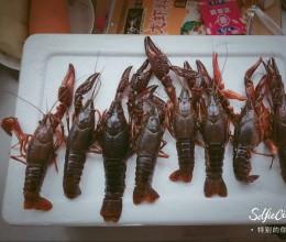 处理小龙虾