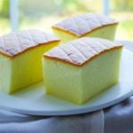 超柔軟的棉花蛋糕