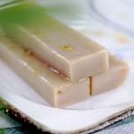 【清·藕粉桂花糖糕】 温婉精致的红楼小食