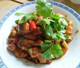 小辣椒炒鸡胸肉
