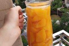 自制美味黄桃罐头