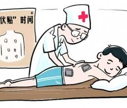 自制三伏贴——咽炎