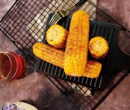 黄油焗玉米