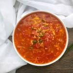 泡菜番茄浓汤