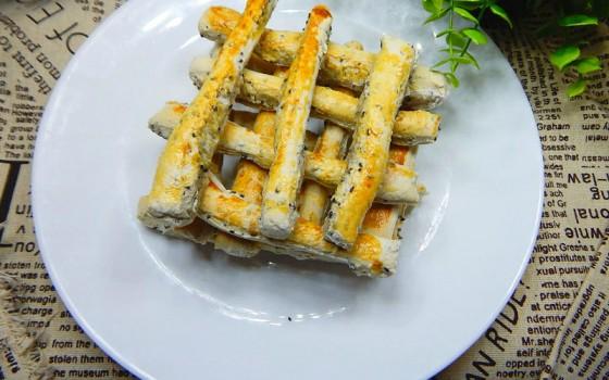芝麻麻薯条