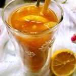 哈蜜瓜芒果茉莉花水果茶