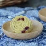 蔓越莓蜂蜜绿豆糕