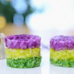 三色米饭 宝宝辅食食谱