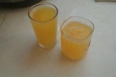鲜美百香果汁