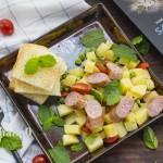 香肠土豆沙拉