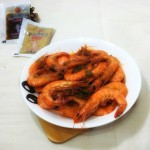 丘比大虾#丘比沙拉汁#