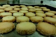 黄油砂糖曲奇饼干
