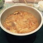 番茄火锅/油碟