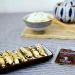 日式风味蛏子#丘比沙拉汁#