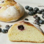 免揉藍莓面包