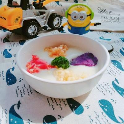 五彩果蔬米粉#嘉宝笑容厨房#